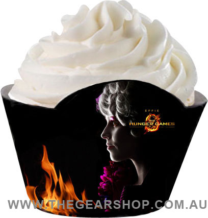 hunger games cupcake wrapper_effie