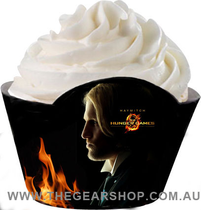 hunger games cupcake wrapper_haymitch